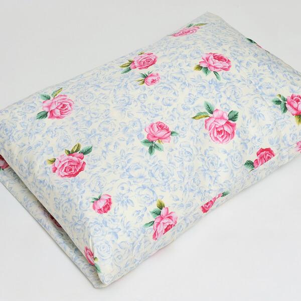 ローズb 枕カバー